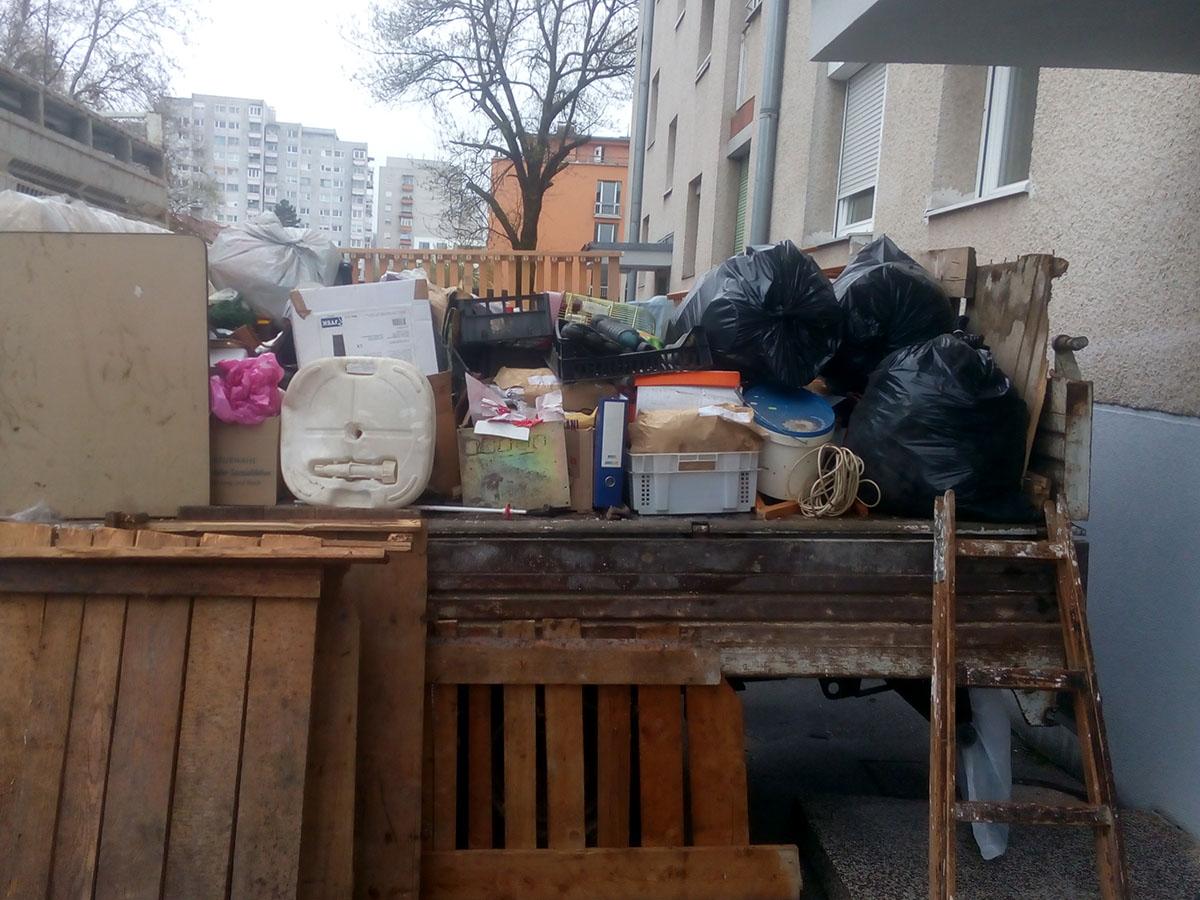 Čiščenje stanovanj in hiš